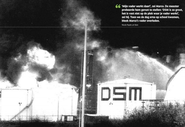 DSM-ramp: als de dag van gisteren