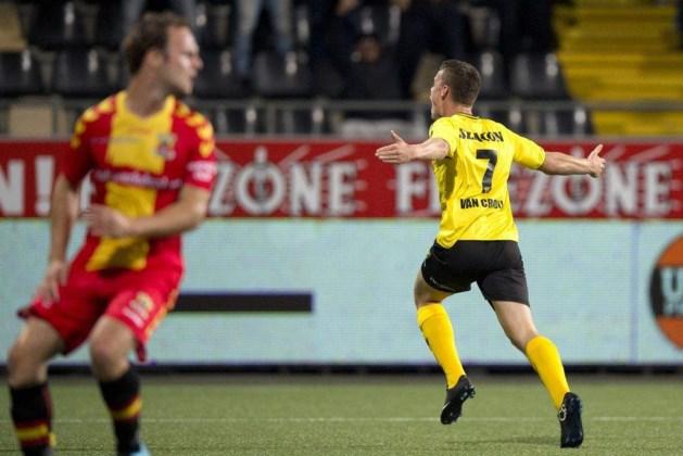 Vito van Crooij loodst VVV weer langs Go Ahead Eagles