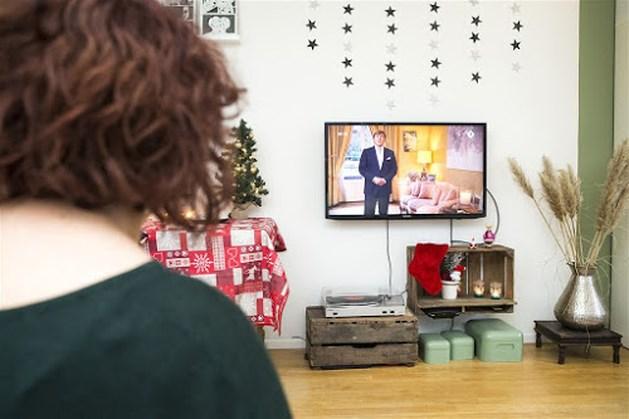 TV blijft veel uit tijdens Kerstmis