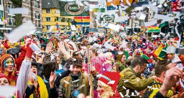 Carnavalsgekte op Limburgse tv-zenders