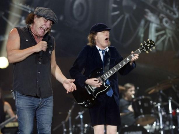 Muziekgeweld velt oude rockers