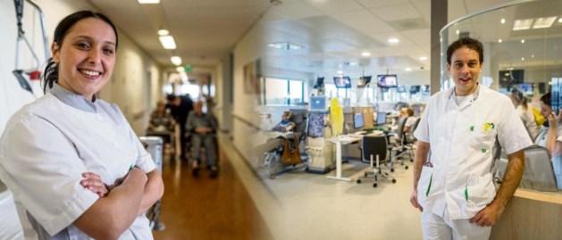 Verpleegkundigen geven zich bloot