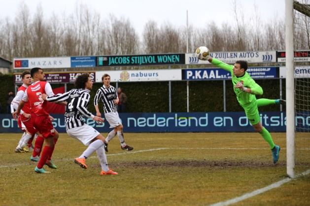 MVV-goalie verbaasd over record