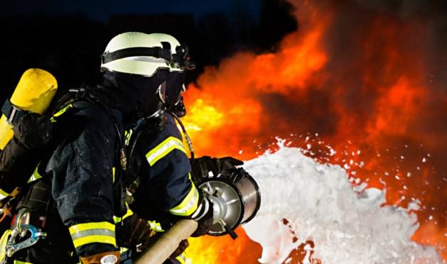 Asbest vrijgekomen bij schuurbrand in Beringe
