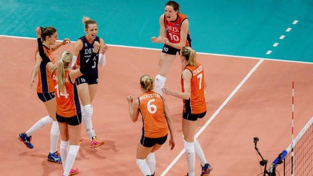 Volleybalsters houden uitzicht op Rio