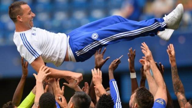 Terry nog een jaar bij Chelsea