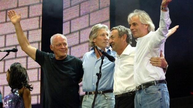 Pink Floyd op postzegels