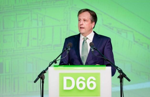 Pechtold lijsttrekker D66