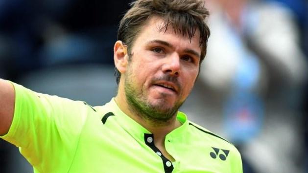 Wawrinka door, opgave Nadal op Roland Garros