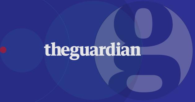The Guardian door het stof