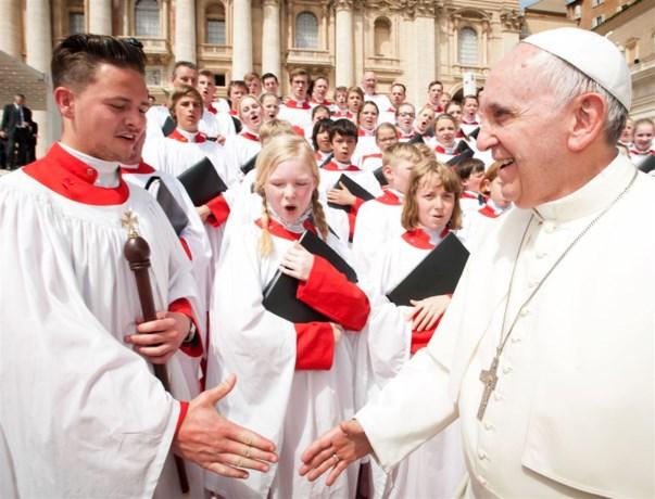 Paus: nalatige bisschoppen wacht straf