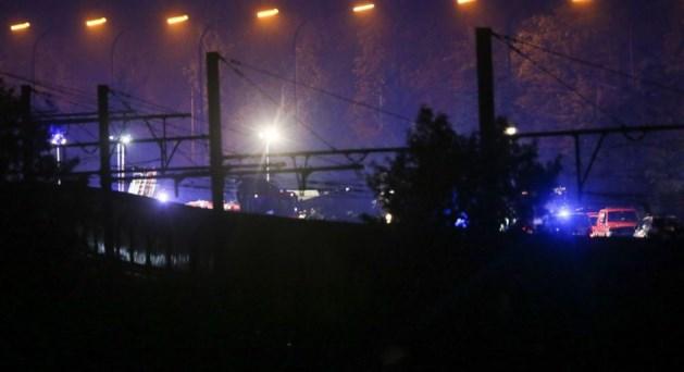 Deel spoor na treinbotsing België vrijgegeven