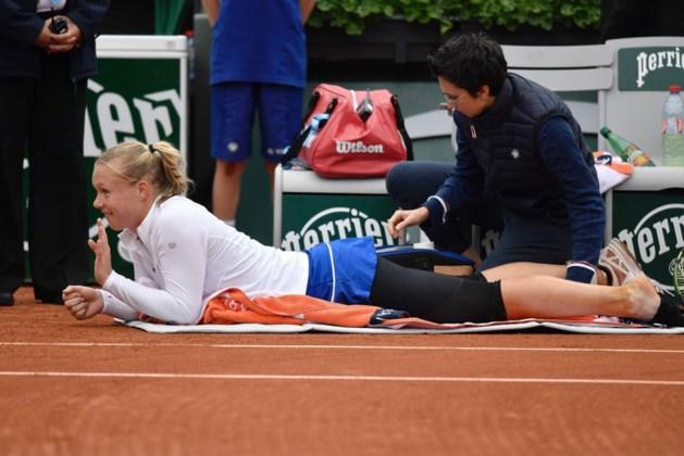 Bertens: Wimbledon normaal gesproken geen probleem