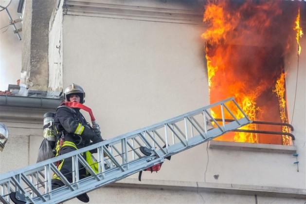 Vijf doden bij brand in Franse flat