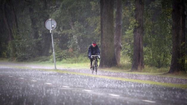 IN BEELD: Wateroverlast in Midden-Limburg