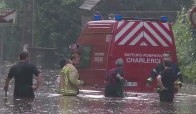 Al vier doden door noodweer België