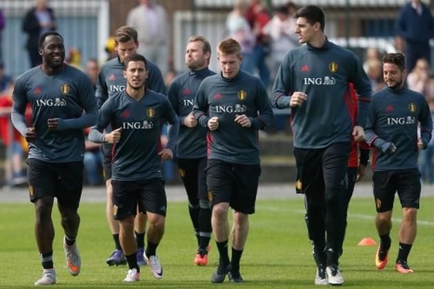 België heeft duurste ploeg op EK