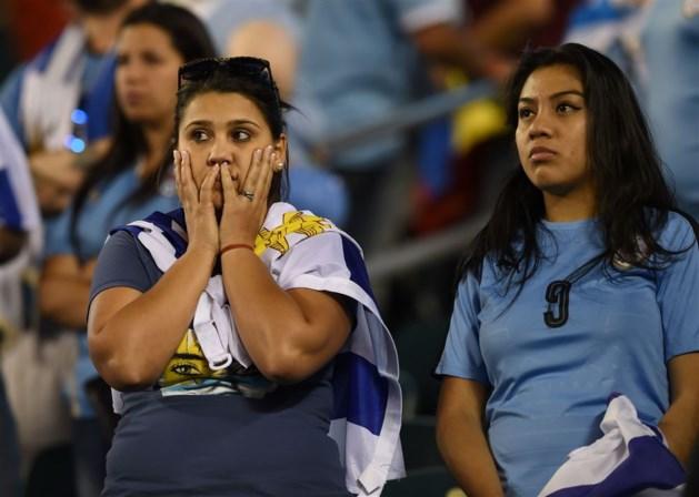Venezuela schakelt Uruguay uit