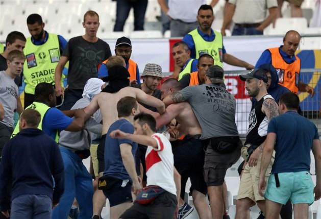 UEFA klaagt Rusland aan voor rellen Marseille