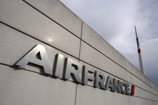 Een op vijf vluchten Air France geannulleerd