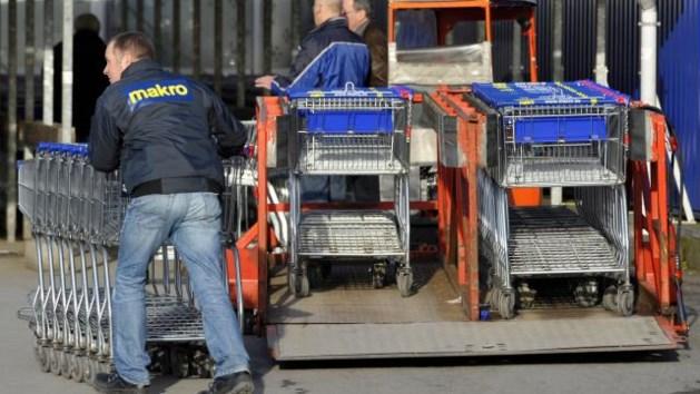 Honderden banen weg bij Makro en Metro in België