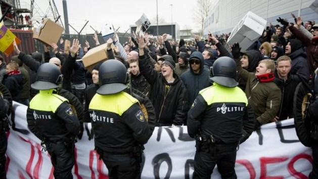 172 fans verhoord voor rellen bij Feyenoord-Roda