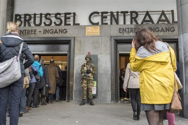 Centraal station Brussel weer vrijgegeven na ontruiming