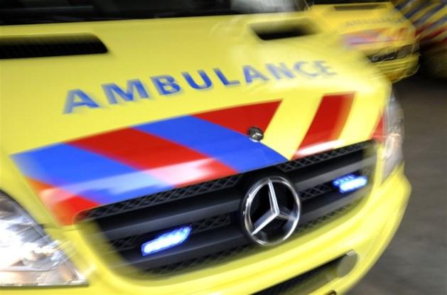 Automobilist overleden na ongeluk met vrachtwagen