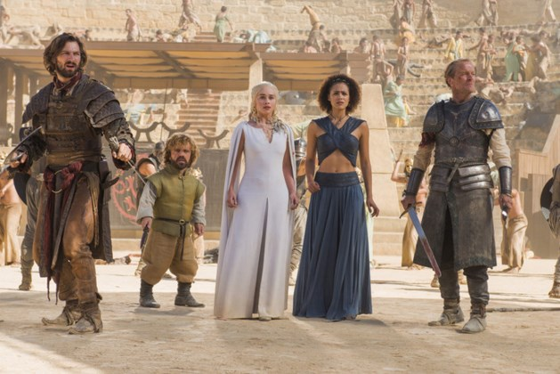 Sterren 'Game of Thrones' krijgen vette bonus
