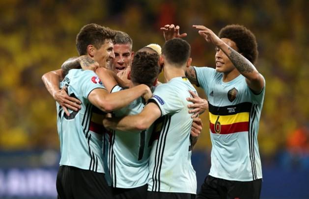 Wales of België naar laatste vier op EK