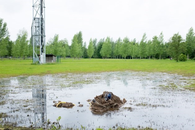 Rock Werchter neemt maatregelen vanwege wateroverlast