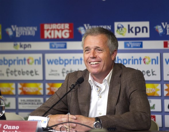 Onno Jacobs weg als directeur bij FC Twente