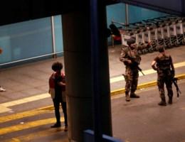 IN BEELD: Aanslagen luchthaven Istanbul