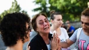 Aanslag Istanbul: Verdriet in beeld