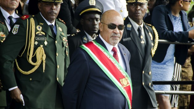 Bouterse wil proces Decembermoorden blokkeren