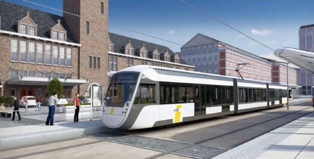 Nieuw plan voor tram van Hasselt naar Maastricht
