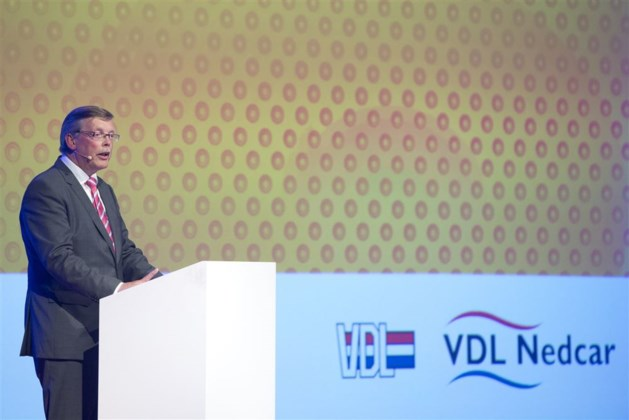 Wisselingen in top VDL Groep