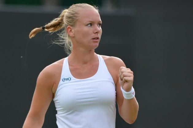 Bertens naar derde ronde Wimbledon