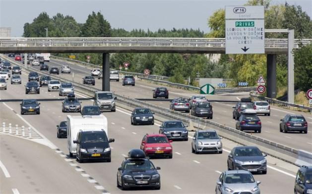 Verkeer vast door extra controles Frankrijk