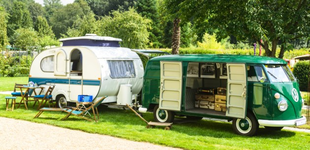 Fors meer nieuwe caravans en campers verkocht