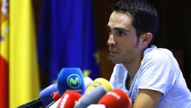 Contador definitief niet naar Spelen Rio