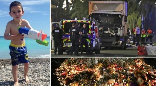 """Vader zag zoontje sterven in Nice: """"Hij is gelukkig gestorven, met een glimlach op zijn gezicht"""""""