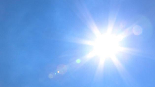 Eerste landelijke tropische dag van het jaar