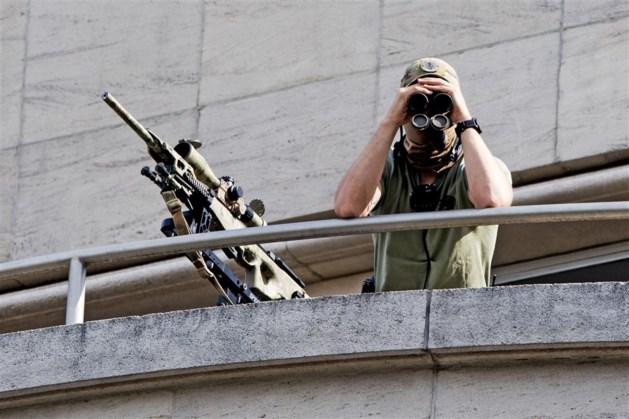 Vijftig extremisten in Belgisch leger