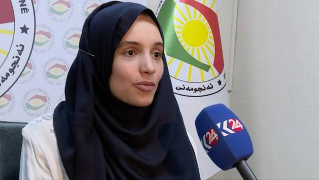 Aan IS ontsnapte Laura (20) naar terroristenafdeling