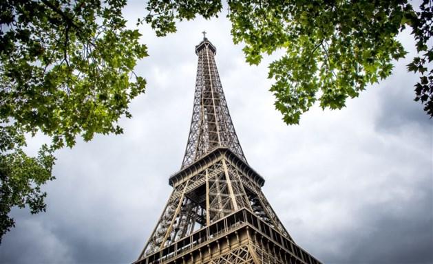 Eiffeltoren in Parijs ontruimd