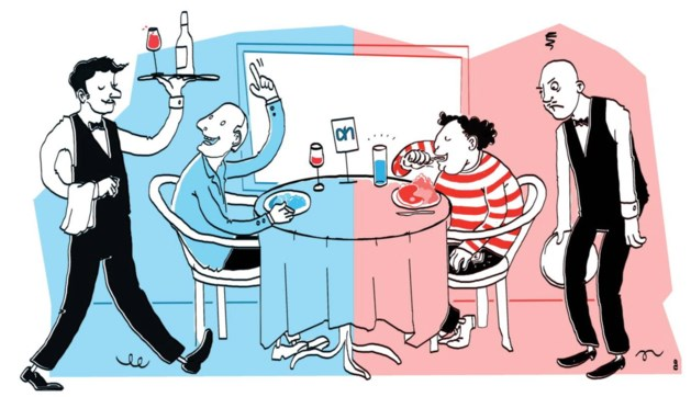 Restaurantzegel: vloek of zegen?