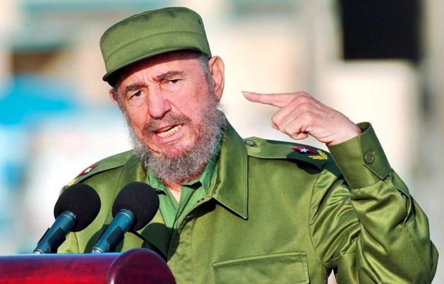 Fidel Castro niet klein te krijgen