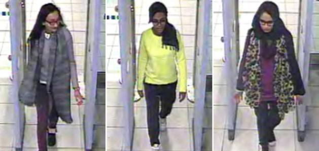 Brits schoolmeisje dat naar IS trok in Syrië is overleden