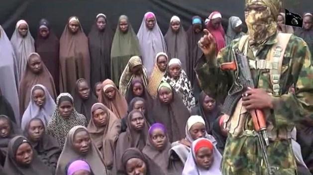 Boko Haram verspreidt nieuwe videobeelden van ontvoerde schoolmeisjes